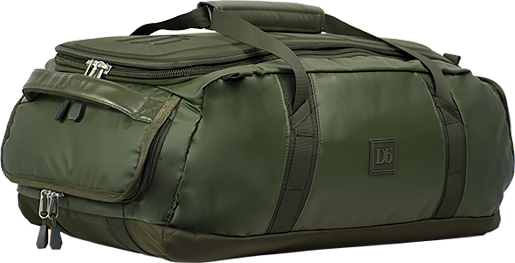 23412e4ec Douchebags The Carryall 40l Duffle Bag pine green at Addnature.co.uk